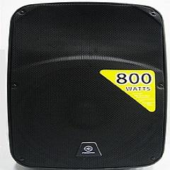 רמקול 800 וואט להשכרה